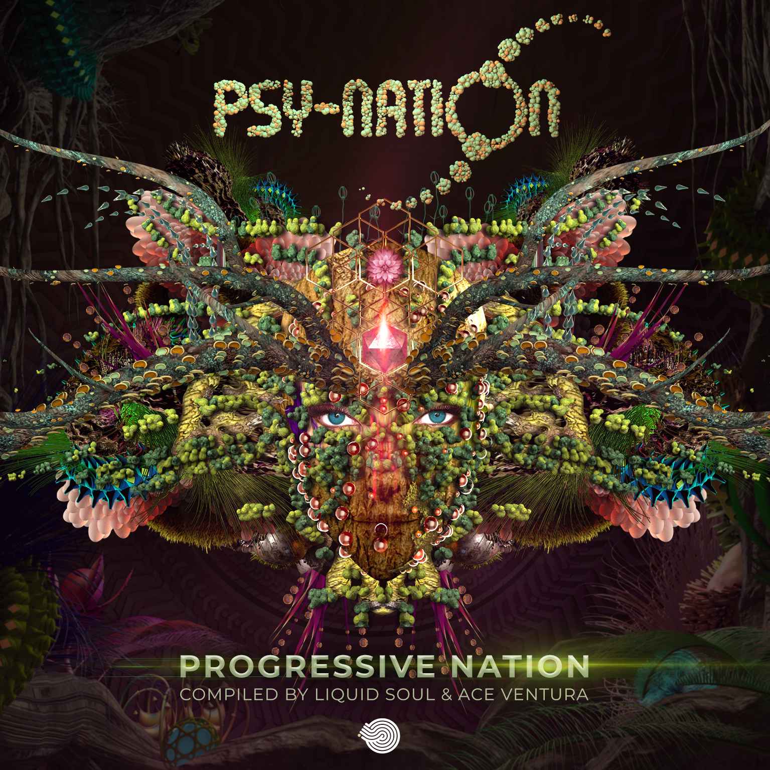 Psy-Nation: Progressive Nation compilation OUT NOW!